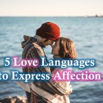 5 Love Languages to Express Affection
