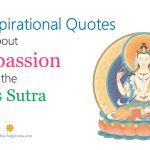 10 Inspirational Quotes about Compassion in the Lotus Sutra