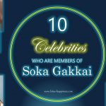 10 Celebrities who are Members of Soka Gakkai
