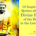 10 Inspirational Quotes about the Divine Powers of the Buddha in the Lotus Sutra