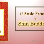 13 Basic Practices in Shin Buddhism