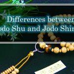 Differences between Jodo Shu and Jodo Shinshu