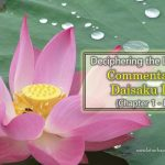 Deciphering the Lotus Sutra:  Commentary by Daisaku Ikeda (Chapter 1 – DI 1.1)