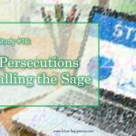 Gosho Study #16: On Persecutions Befalling the Sage