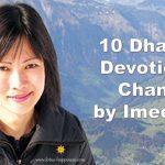 10 Dharma Devotional Chants by Imee Ooi