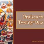 Praises to the Twenty-One Taras